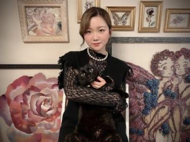 Chinami Sugaのアトリエ「絵を描くことが人生に欠かせない」-アーティストインタビュー-