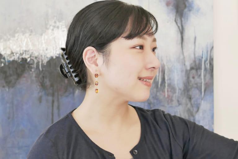 島村由希のアトリエ「生活スペースの一部をアトリエに」-アーティストインタビュー-