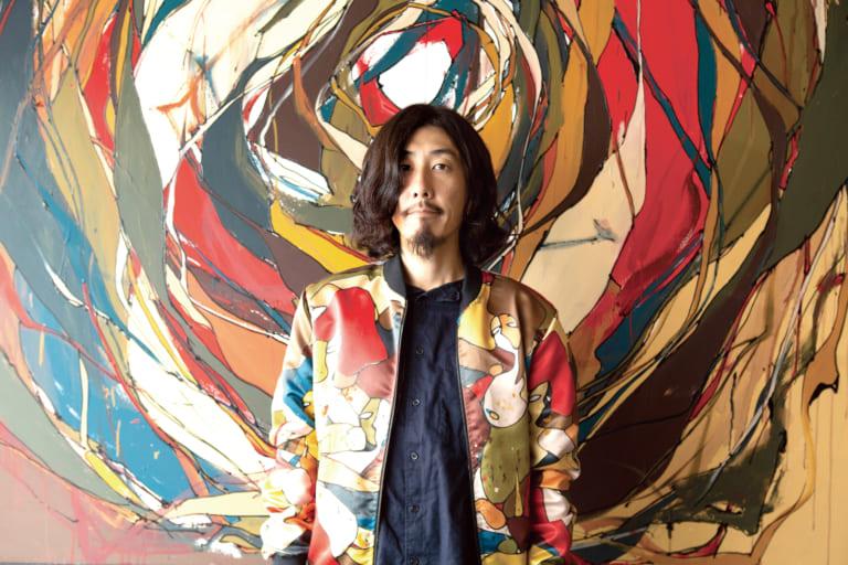 冨永ボンドのアトリエ「つくるばかりが作家の仕事じゃない」-アーティストインタビュー-
