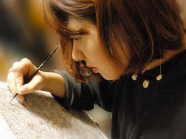 """画家・小林 望美 「モザイクアートは""""破壊と再生"""" 」 -ARTFULLインタビュー-"""