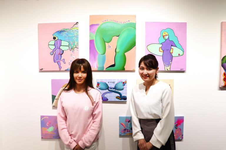 Yufi Yamamoto「在りたいと思う女性像を投影」-羽田沙織インタビュー-