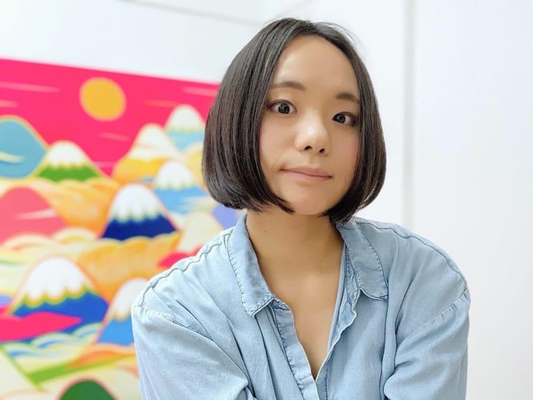 画家・田中加織「日本庭園の圧倒的な世界観と自然をコントロールした風景の中に、人の意識を」-ARTFULLインタビュー-