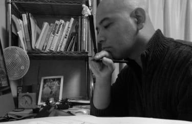鉛筆画家・土田圭介「心の揺れを表現」-ARTFULLインタビュー-