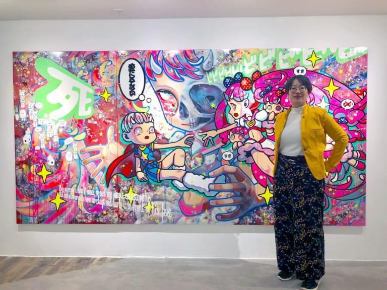 画家・下田ひかり「世界を形作る視点の一つでありたい」-ARTFULLインタビュー-