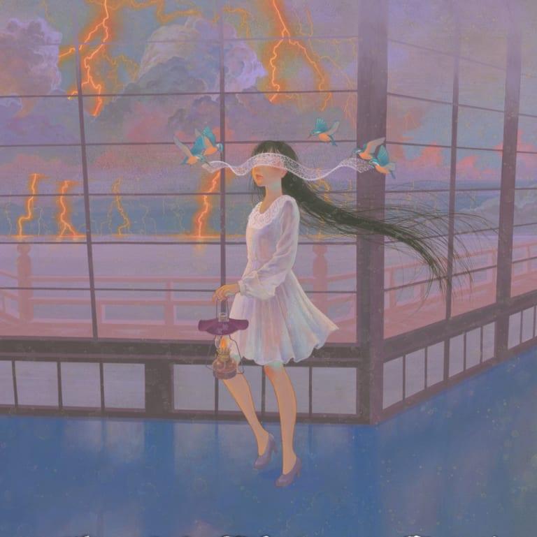 画家・上田風子「多感な10代で受けた影響が自分のアイデンティティを形成」-ARTFULLインタビュー-